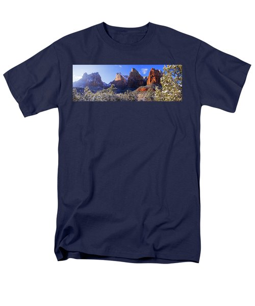 Men's T-Shirt  (Regular Fit) featuring the photograph Patriarchs by Chad Dutson