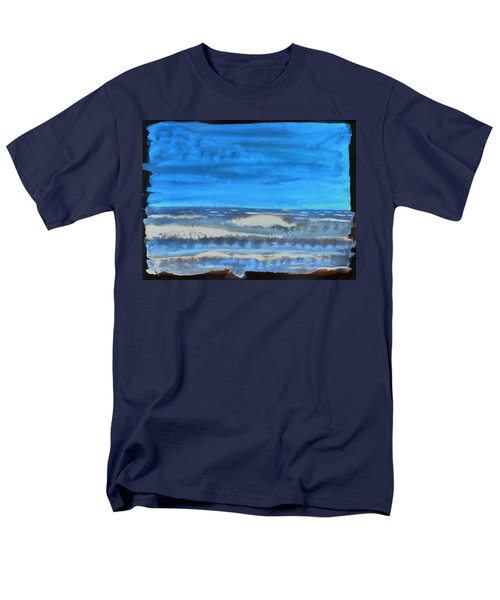 Peau De Mer Men's T-Shirt  (Regular Fit) by Marc Philippe Joly