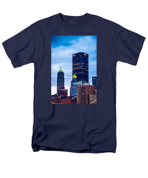 Pittsburgh - 7012 Men's T-Shirt  (Regular Fit) by G L Sarti