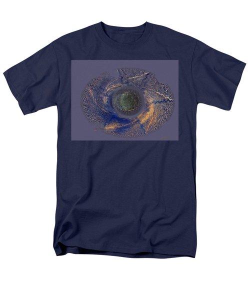 Possible Asymmetric Big Bang 2 Men's T-Shirt  (Regular Fit) by David Klaboe