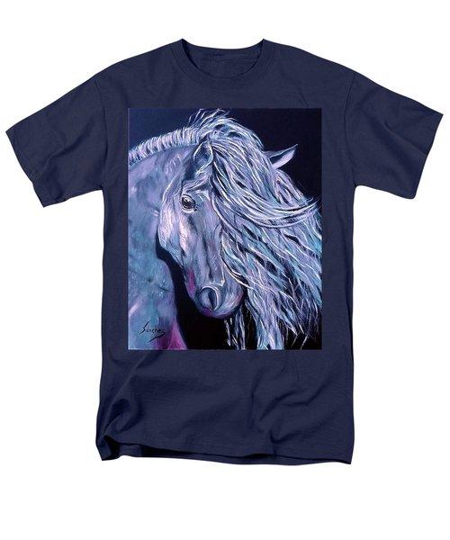 Potro Men's T-Shirt  (Regular Fit) by Manuel Sanchez