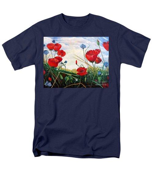 Prayer And Praise Men's T-Shirt  (Regular Fit)