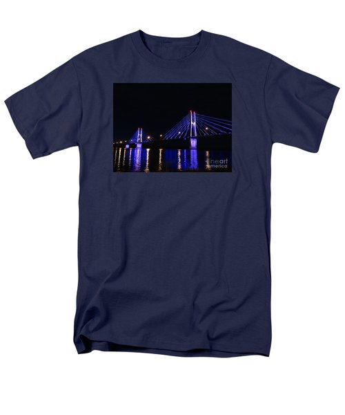 Quincy Bay View Light Reflection Men's T-Shirt  (Regular Fit) by Justin Moore