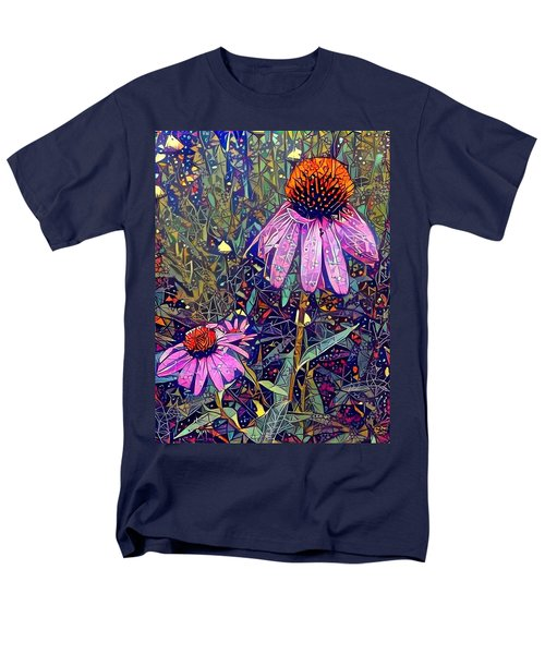 Men's T-Shirt  (Regular Fit) featuring the photograph Quite Contrary  by Geri Glavis
