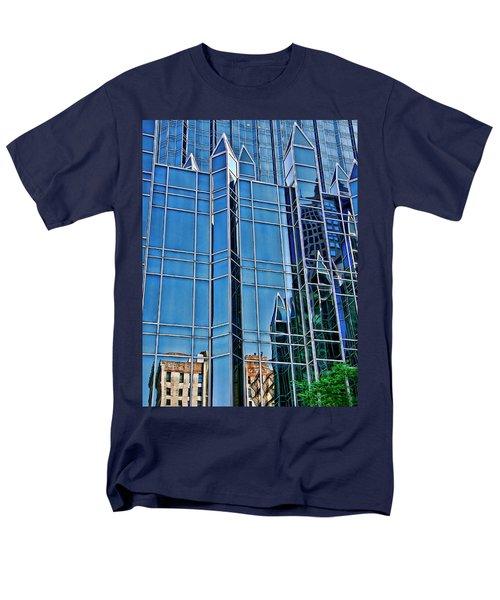 Reflections Men's T-Shirt  (Regular Fit) by Rhonda McDougall