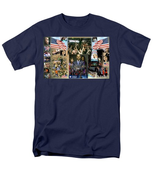 Respectfully Yours..... Mr. President Men's T-Shirt  (Regular Fit) by Terry Wallace