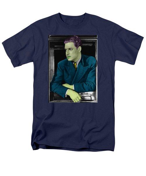 Robert Donat Men's T-Shirt  (Regular Fit) by Emme Pons