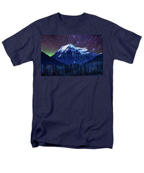 Robson Stars Men's T-Shirt  (Regular Fit)