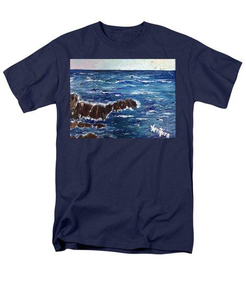 Rough Seas Men's T-Shirt  (Regular Fit)