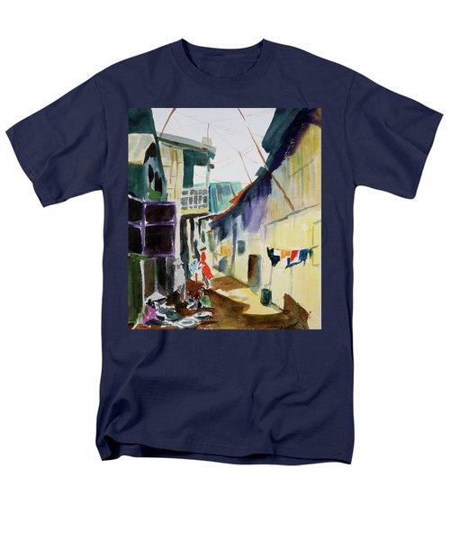 Saigon Alley Men's T-Shirt  (Regular Fit) by Tom Simmons