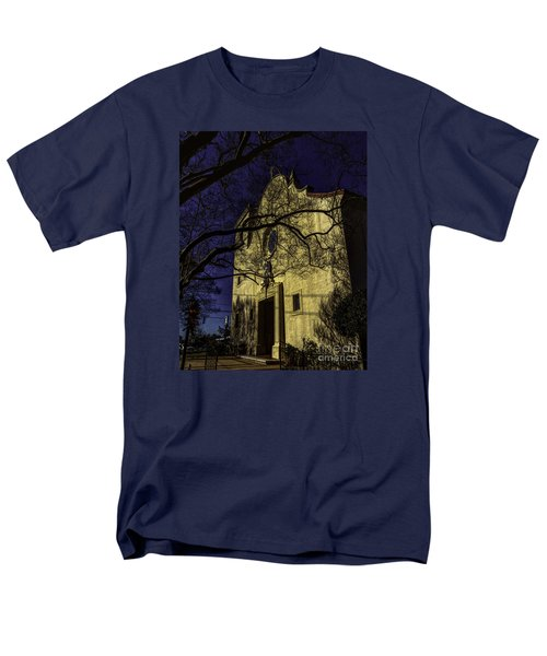 Men's T-Shirt  (Regular Fit) featuring the photograph Saint Johns Three by Ken Frischkorn