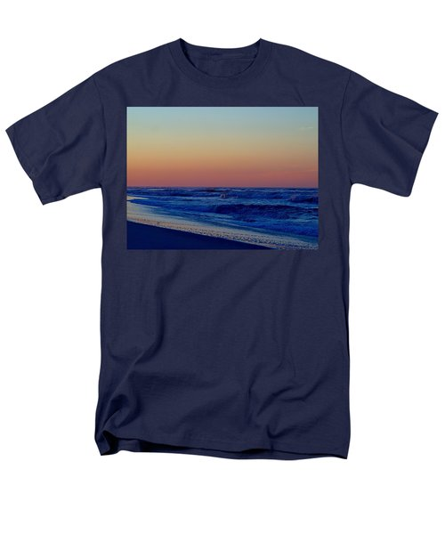 Men's T-Shirt  (Regular Fit) featuring the photograph Sea View by  Newwwman