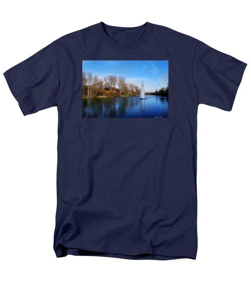 Seasons Men's T-Shirt  (Regular Fit) by Bernd Hau