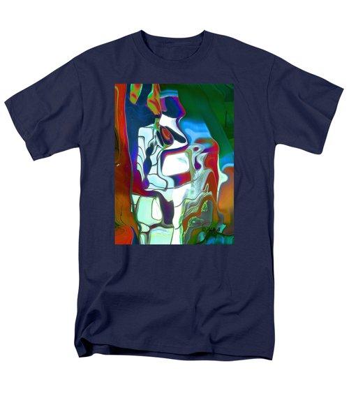 Sentinel Men's T-Shirt  (Regular Fit) by Alika Kumar