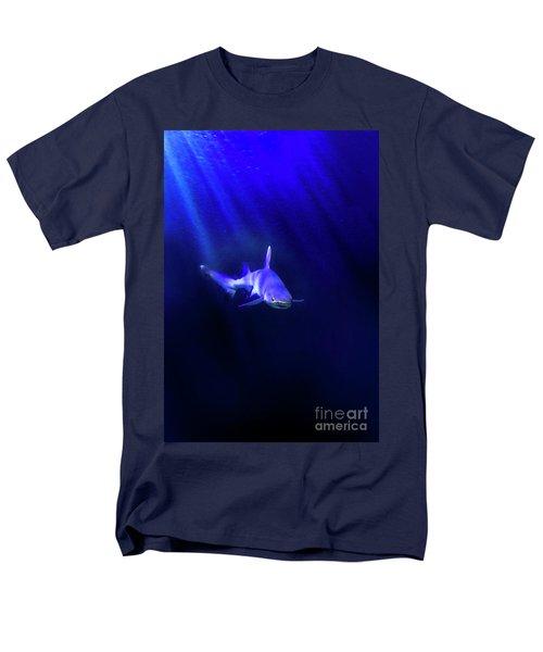 Men's T-Shirt  (Regular Fit) featuring the photograph Shark by Jill Battaglia