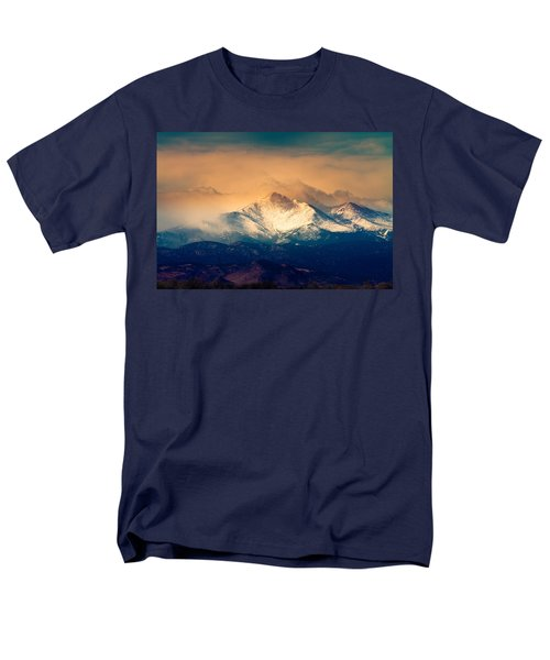 She'll Be Coming Around The Mountain Men's T-Shirt  (Regular Fit)