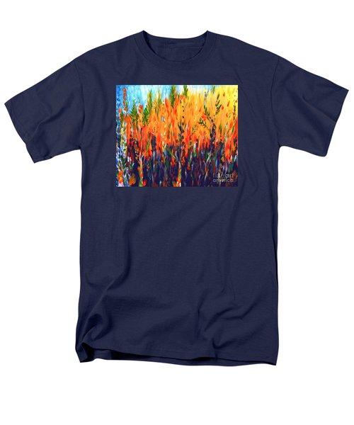 Sizzlescape Men's T-Shirt  (Regular Fit)