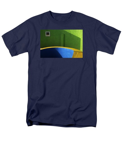 Skc 0305 The Fundamental Colors Men's T-Shirt  (Regular Fit) by Sunil Kapadia