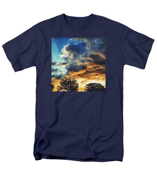 Men's T-Shirt  (Regular Fit) featuring the photograph Sky Surf by Nikki McInnes