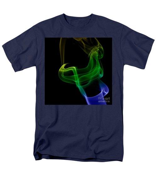 smoke XXIV Men's T-Shirt  (Regular Fit) by Joerg Lingnau