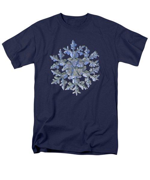 Snowflake Photo - Gardener's Dream Alternate Men's T-Shirt  (Regular Fit)