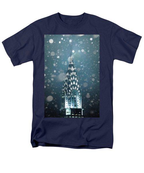 Snowy Spires Men's T-Shirt  (Regular Fit) by Az Jackson