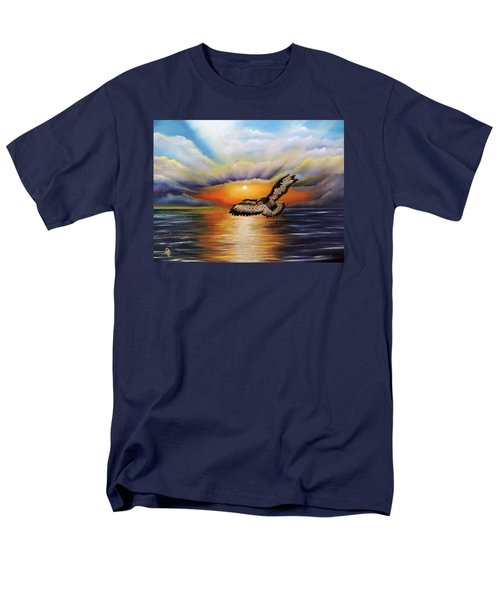 Soaring High Men's T-Shirt  (Regular Fit) by Dianna Lewis