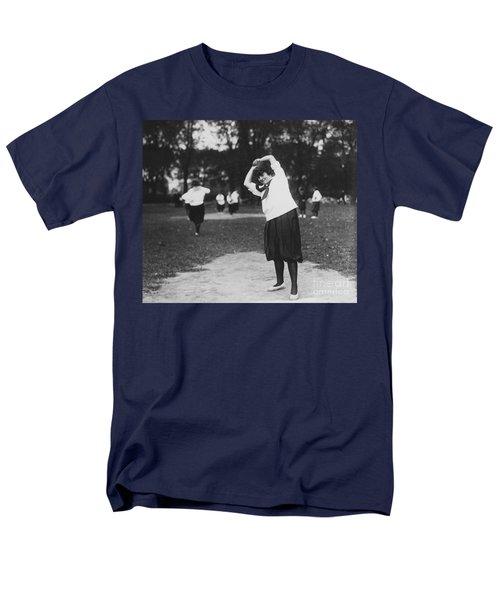 Softball Game Men's T-Shirt  (Regular Fit) by Granger