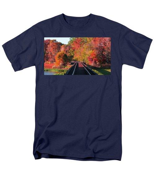 Southern Fall Men's T-Shirt  (Regular Fit) by RC Pics