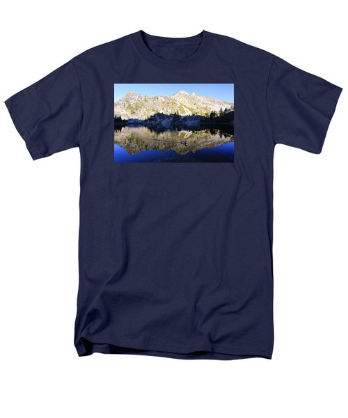 Men's T-Shirt  (Regular Fit) featuring the photograph Speak Up For All Wildlife  by Sean Sarsfield