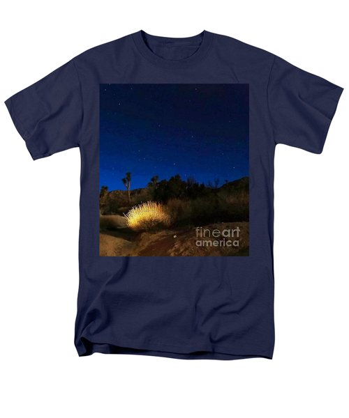 Special Glow Men's T-Shirt  (Regular Fit) by Angela J Wright