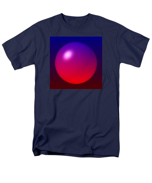 Men's T-Shirt  (Regular Fit) featuring the digital art Sphere by Lyle Hatch