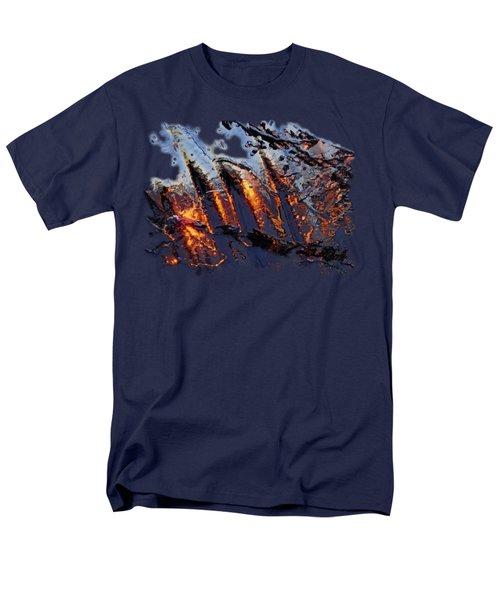 Men's T-Shirt  (Regular Fit) featuring the photograph Spiking by Sami Tiainen
