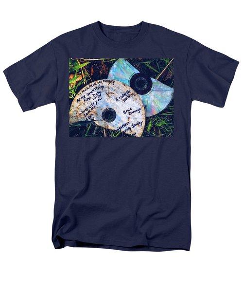 Split Men's T-Shirt  (Regular Fit) by Colleen Williams