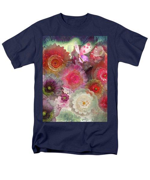 Spring Glass Men's T-Shirt  (Regular Fit) by Jeff Burgess