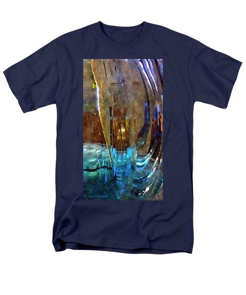 Spring Globe Men's T-Shirt  (Regular Fit) by Karl Reid