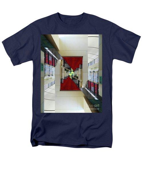 Squares Men's T-Shirt  (Regular Fit) by Brian Jones