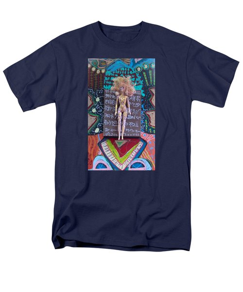 St. John's Wort Herbal Tincture Men's T-Shirt  (Regular Fit) by Clarity Artists