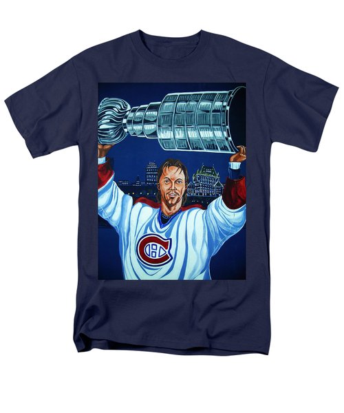 Stanley Cup - Champion Men's T-Shirt  (Regular Fit) by Juergen Weiss