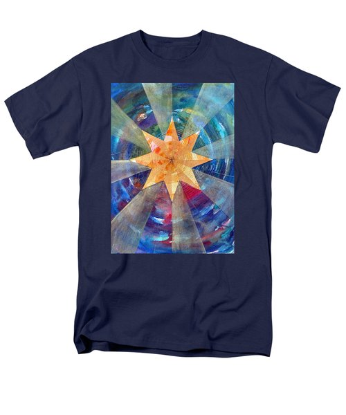 Star Mandala 1  Men's T-Shirt  (Regular Fit)