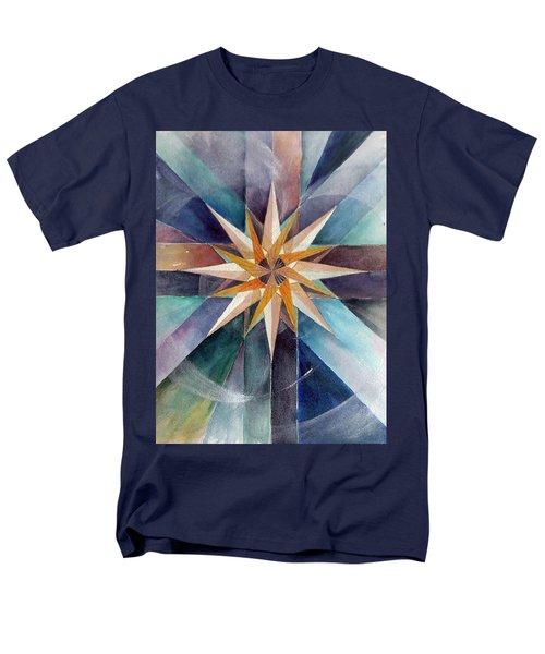 Star Mandala 2  Men's T-Shirt  (Regular Fit)