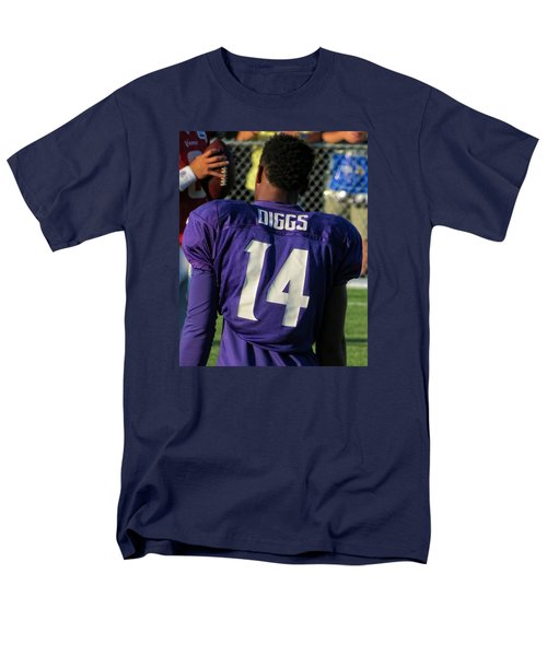 Stefon Diggs Men's T-Shirt  (Regular Fit) by Kyle West