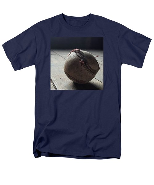 Baseball Still Life Men's T-Shirt  (Regular Fit) by Andrew Pacheco