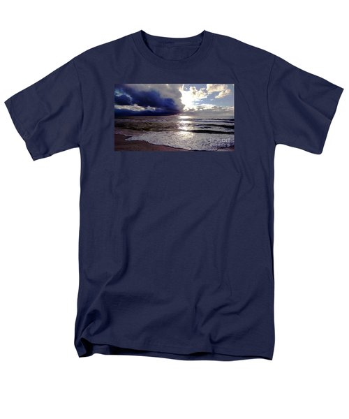 Storm Clouds 1 Men's T-Shirt  (Regular Fit) by Vicky Tarcau