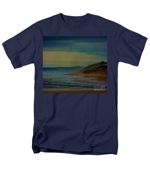 Stormy Morning Men's T-Shirt  (Regular Fit) by Blair Stuart