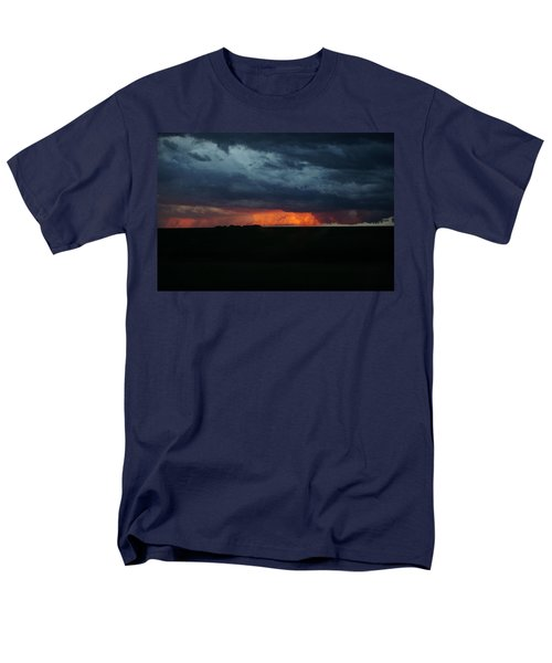 Stormy Weather Men's T-Shirt  (Regular Fit) by Kathy M Krause