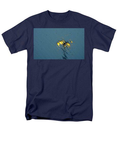 Street Lights Men's T-Shirt  (Regular Fit) by Betty-Anne McDonald