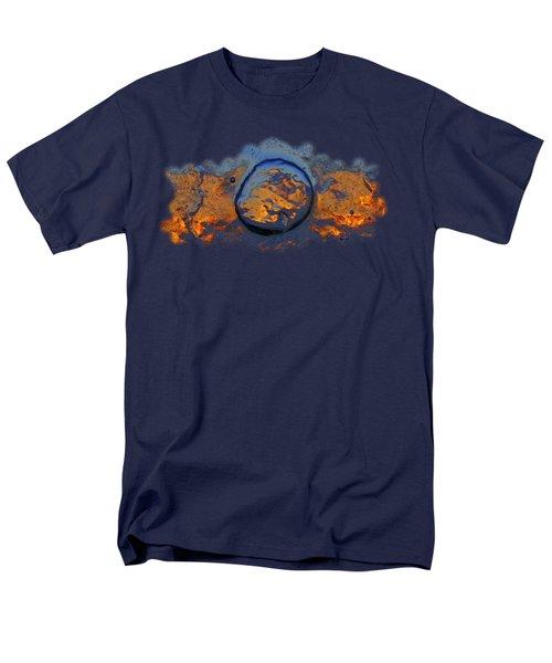 Sunset Rings Men's T-Shirt  (Regular Fit) by Sami Tiainen