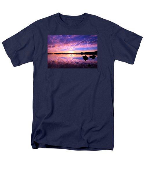 Sunset Supper Men's T-Shirt  (Regular Fit) by Sean Sarsfield