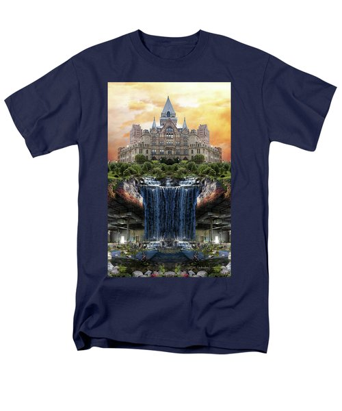 Supported Men's T-Shirt  (Regular Fit)